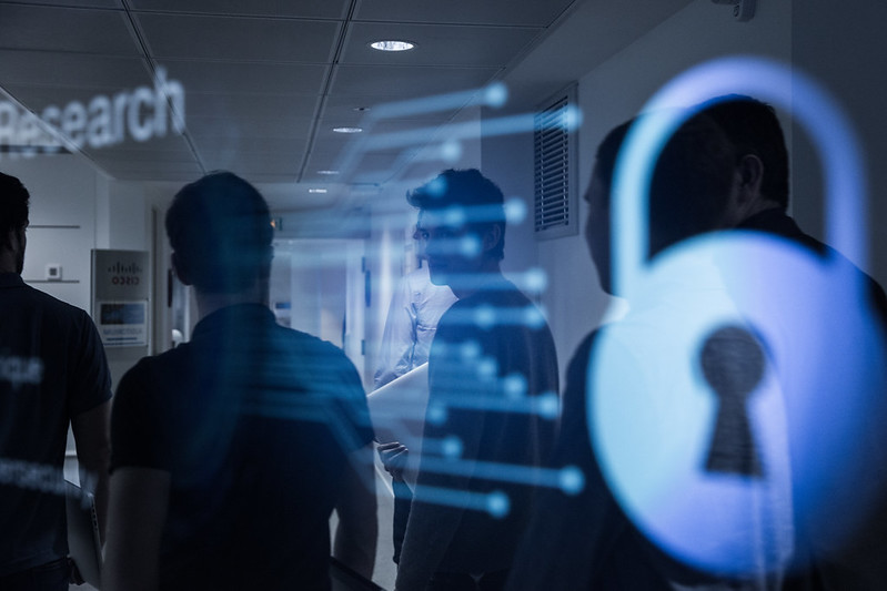 Cybersicurezza UE - Photo by Ecole polytechnique / Paris / France on Foter.com / CC BY-SA