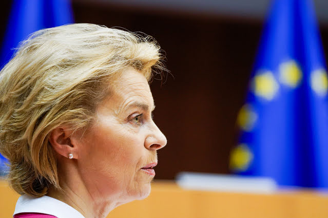 Ursula Von Der Leyen - Copyright: European Union