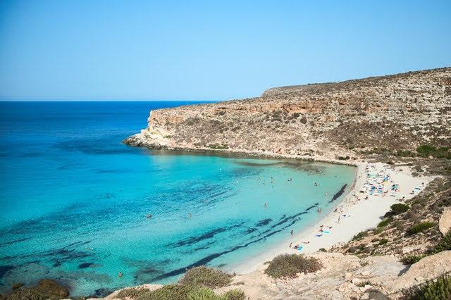 Lampedusa - Foto di Daniele Putti da Pexels